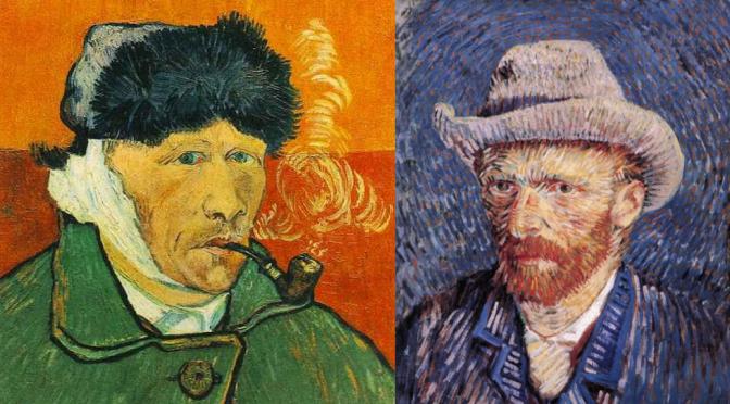 Van Gogh: «les miroirs amères» 25 novembre 2014