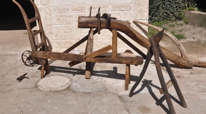 Exposition «Les outils des métiers d'autrefois»