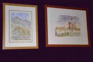 Bergerie de Vanoise et Pays Basque de Janine Collot