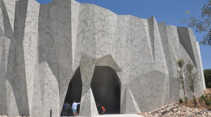 30 mai 2015 découverte de la Caverne du Pont d'Arc