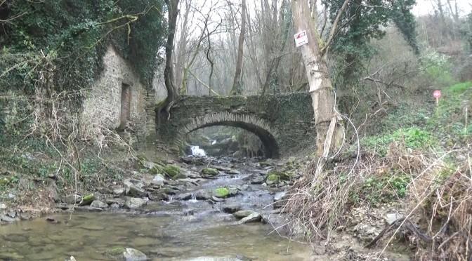 Pont et moulin de la planche: les amis de Loire se mobilise pour leur sauvegarde