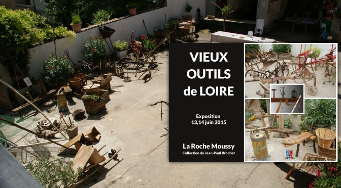 Sortie du livre «Vieux outils de Loire»