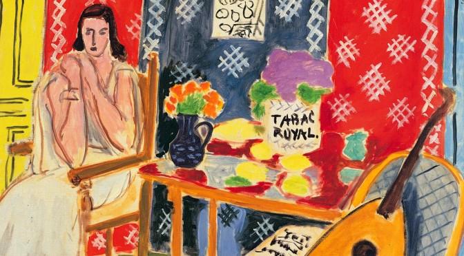 Conférence Henri Matisse ( 1869 – 1954 ) et Musée des Beaux-Arts