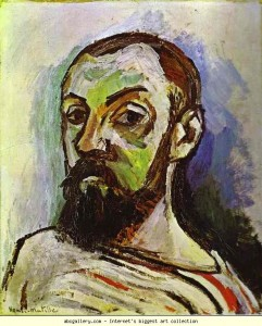 SELF-PORTRAIT 1906