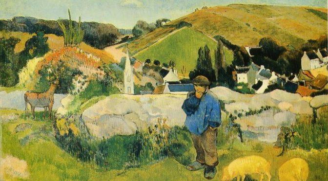 Conférence «Gauguin, la fugue et la couleur «