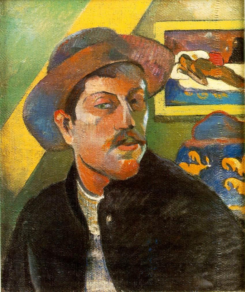 gauguin.portrait-artiste