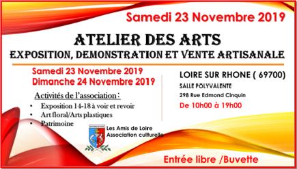 ATELIER DES ARTS